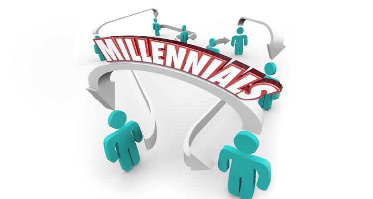 Millennials grafico