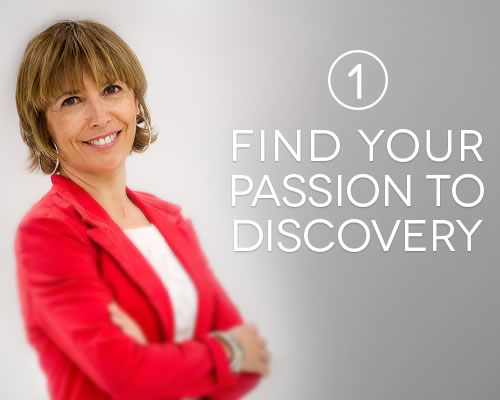 Find your passion to discovery